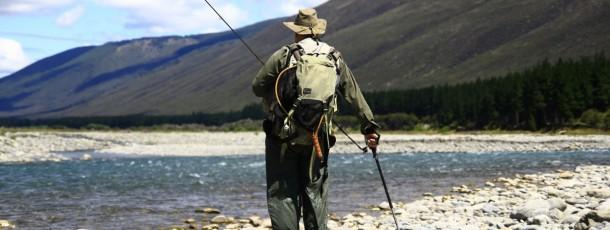 Fishing with Tony Entwistle