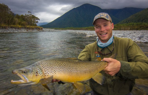 Josh Gallivan Fly Fishing