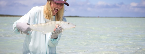 Fly Fishing in the Turks and Caicos